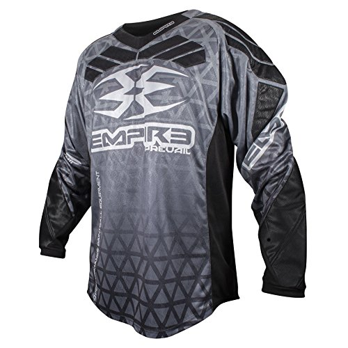 Empire 2016 Prevail F6 Paintball Jersey - Black - 3X-Large