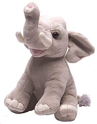 10 Inch Bio Diversity Sumatran Elephant Plush Stuffed Animal