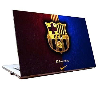 94472462f25 Tamatina F C Barcelona Football Club Logo Laptop Skins for  Dell-Lenovo-HP-Acer