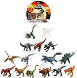 Fallen Kingdom Jurassic World Mini Dino 15 Pack Figures