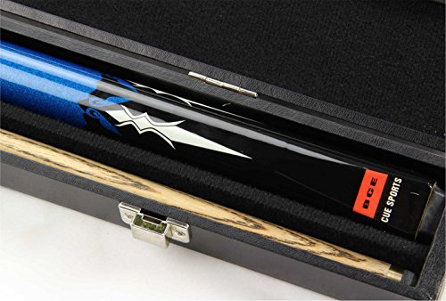 bce-jimmy-white-sapphire-2pc-ash-snooker-cue-bce-attache-hard-case