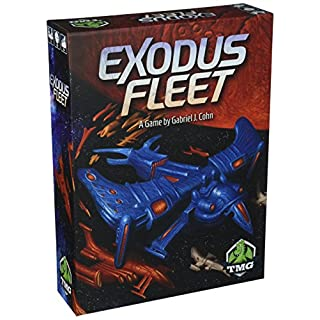 Exodus Fleet Board Game Expansion