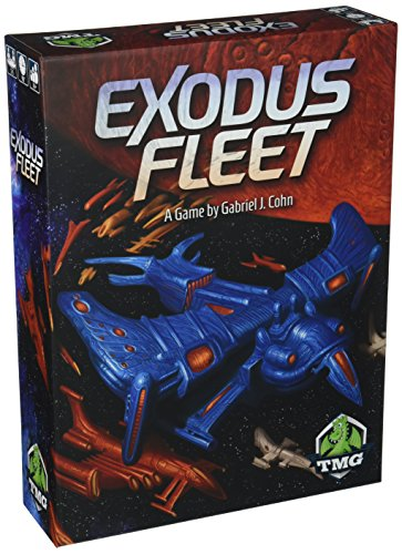 Exodus Fleet Board Game Expansion