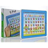 multifunctional educational plastic mini learning computer touch-screen learning machine ipad toy for kids