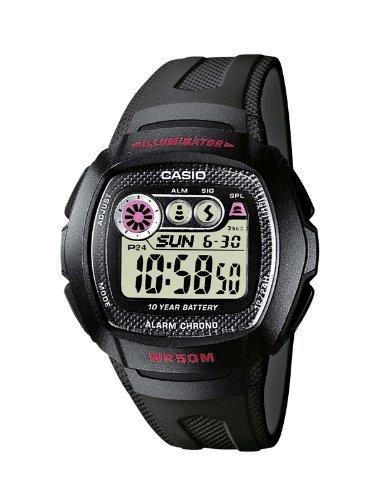 Casio Unisex Watch W-210-1CVES