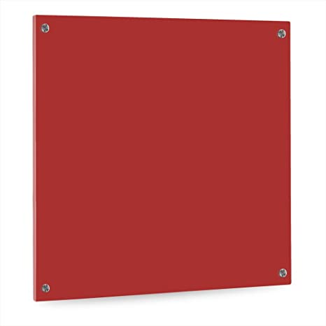Cognosco Cristal (Vidrio templado) - Diseño rojo - como ...