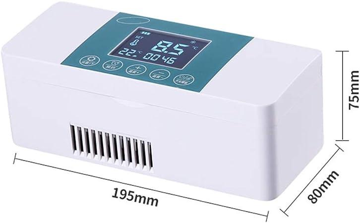Refrigerador de insulina - HD Display Termostato Inteligente 2-25 ...