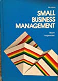 Small Business Management, H. N. Broom and Justin Gooderl Longenecker, 0538072407