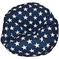 Ahh! Products Stars Blue Bean Bag Chair for Dolls