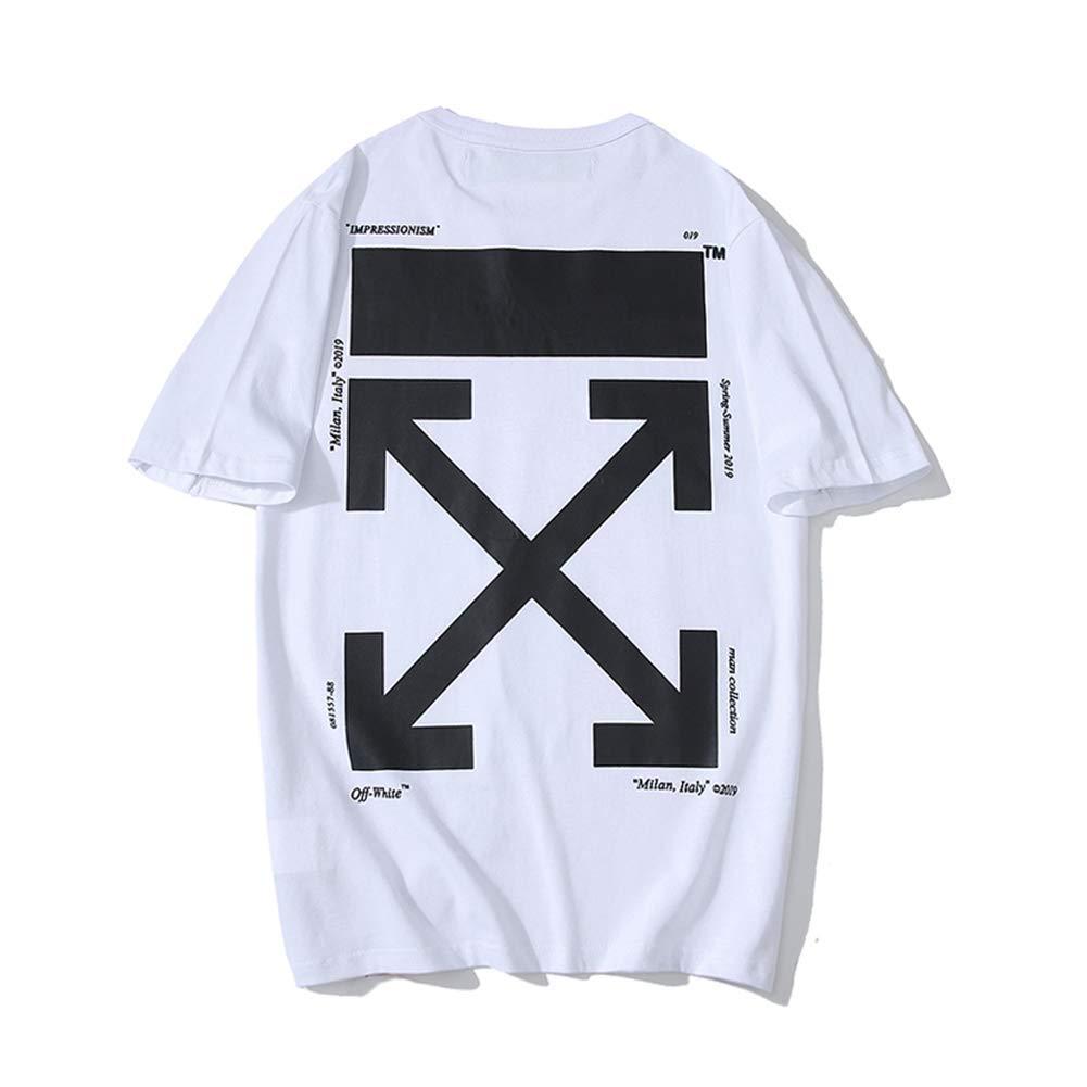 Lihaiyu Ow Kiss Vampire Kissing Arrow Short Sleeve T Shirt 6047