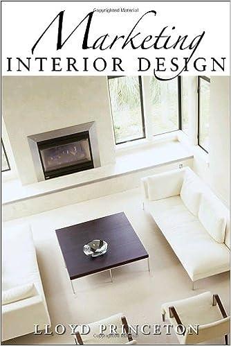 Amazon Marketing Interior Design 9781581156621 Lloyd Princeton Books