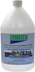 Corroseal Water-Based Rust Converter Metal Primer-1 Gal