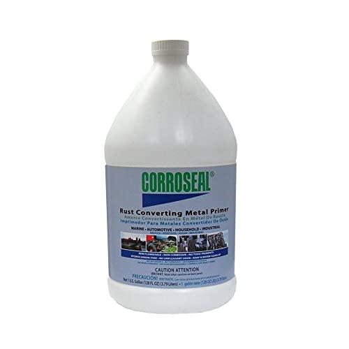 Corroseal 82331 Water-Based Rust Converter