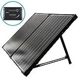 Renogy 100W 折畳式 高発電効率 太陽光発電 単結晶ソーラーパネル 携帯便利 RV・キャンピングに最適
