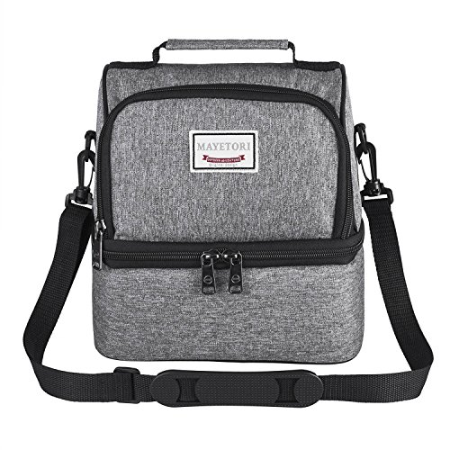 Mayetori Reusable Tote Lunch Cooler Only $11.99