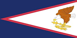 product image for Annin Flagmakers Model 197155 Western Samoa Flag 3x5 ft. Nylon SolarGuard Nyl-Glo 100% Made in USA to Official United Nations Design Specifications.