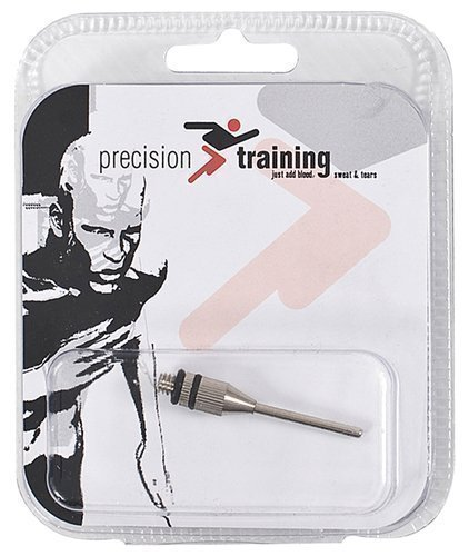 Training Standard Needle Adaptor Ball Inflating Pump Football Valve Bag Of 24 by Precision Training by Precision Training (Image #1)'