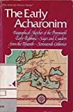img - for Early Acharonim: Biographical Sketches of the Prominent Rabbinic Sages and Leaders from The Fifteenth-Seventeenth Centuries book / textbook / text book