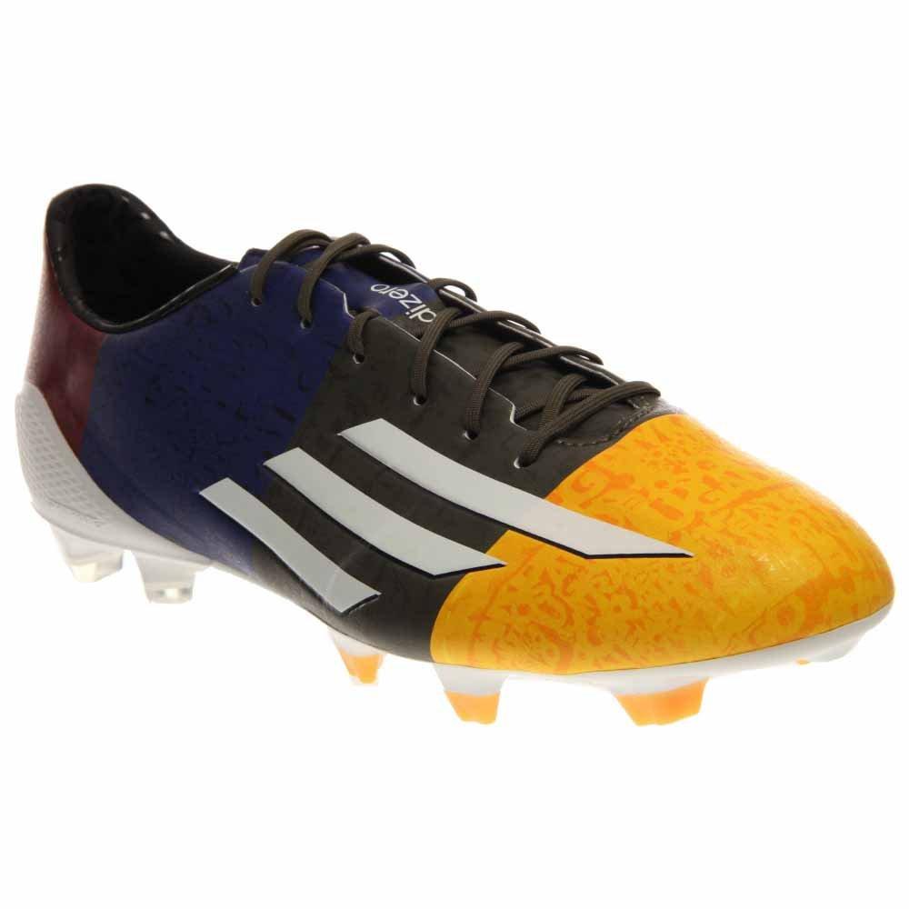 adidas Men s F50 Adizero (Messi) Firm-Ground Soccer Cleat 89f100650e