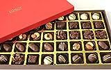 ZOROY Luxury Chocolate Assorted Chocolate Signature Deluxe Red (40 Chocolates)