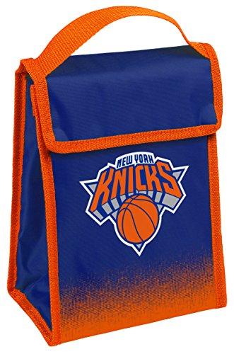 Forever Collectibles Farbverlauf Klettverschluss Lunchtasche, New York Knicks, One size