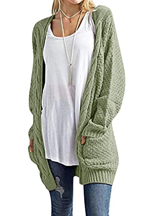 Knitted Cardigan Sweaters