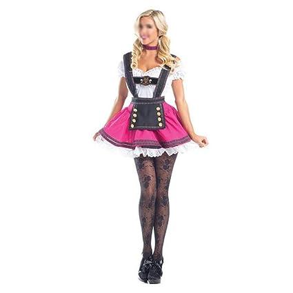 Xfjryp Los Trajes de Las Mujeres Cosplay Traje de Halloween ...