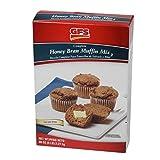 GFS Complete Honey Bran Muffin Mix No Trans Fat 5 Lb Box 6/Case