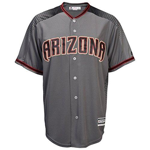 Majestic Authentic Cool Base Jersey - Arizona Diamondbacks - S