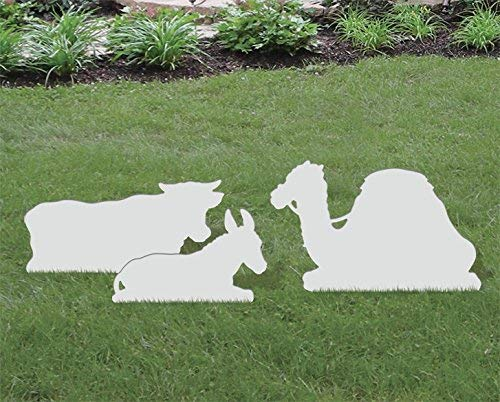 Front Yard Originals Medium Camel, OX, Donkey ADD-ON Set