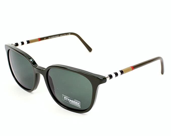 92447b44a3f Image Unavailable. Image not available for. Colour  Burberry Sunglasses  4144 3392 71 Dark ...