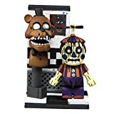 McFarlane Toys Five Nights At Freddy's Micro Construction Set, Office Hallway