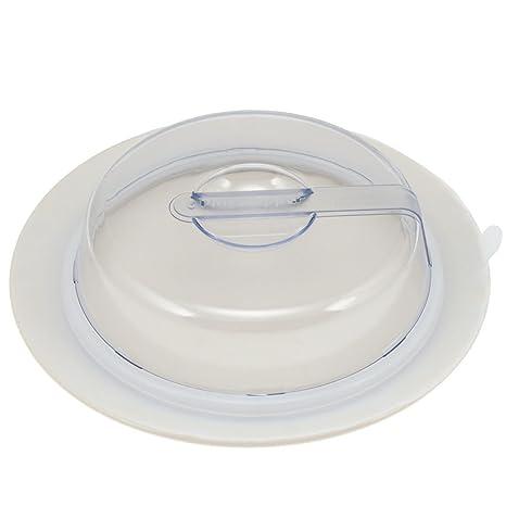 Amazon.com: 2 platetopper Leftover Tapa universal Tapa ...