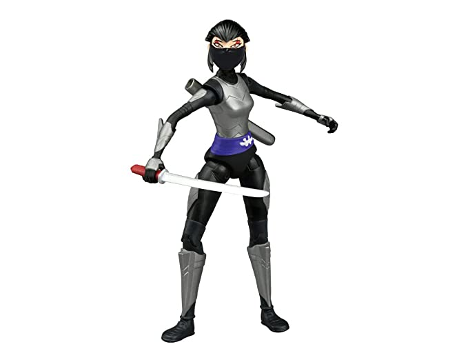 Teenage Mutant Ninja Turtles Turtles Karai Action Figure ...