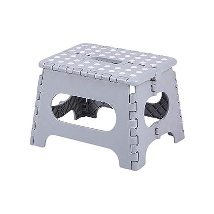Miraculous Amazon Com Loprt Folding Stool Portable Foldable Step Stool Ncnpc Chair Design For Home Ncnpcorg