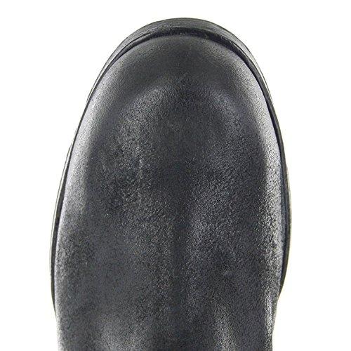 Shield A Nero Boots 409208 Nero S 98 qRHrztR