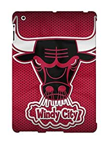 Inthebeauty Case Cover For Ipad 2/3/4 - Retailer Packaging Windy City Bulls Protective Case
