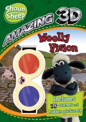 Download Shaun Amazing 3D Woolly Vision (Shaun the Sheep) pdf