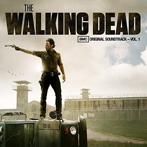 The walking dead music