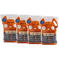 Rufus & Coco Wee Kitty Clumping Corn Litter, 35 lb, Multi-Pack