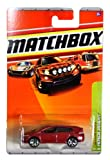Mattel Year 2009 Matchbox 1:64 Scale Die Cast Car Metro Rides Series # 25 of 100 - Red Hybrid Electric Car Honda Insight (R0456)
