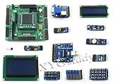 (Pack-2) Open3S500E-B XILINX XC3S500E Spartan-3E FPGA Development Board + LCD1602 + LCD12864 + 12 Kits @XYG