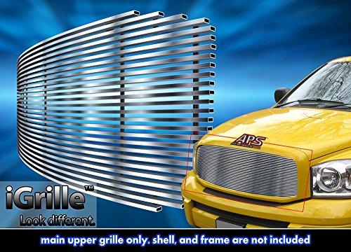 dodge 2500 grill inserts - 7
