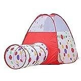 AGPtek® Dot Design Kid Play Pop Up Tent House for Children