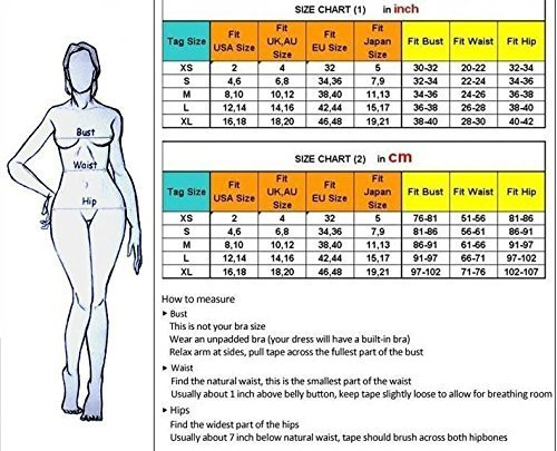 Ducomi® Bikini para Mujer in de Neopreno Yellow