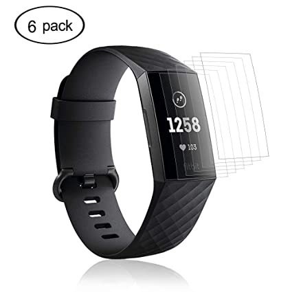 Amazon.com: HEYSTOP Compatible Fitbit Charge 3 Screen ...