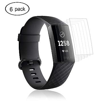 Amazon.com: Heystop - Protector de pantalla para Fitbit ...