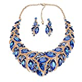 Best Stuffwholesale Necklaces - Stuffwholesale Chunky Statement Necklace Earring Set Marquise Choker Review