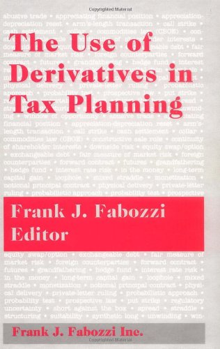 derivative essay fabozzi frank in j series This essay was given as the keynote speech for the symposium  law (aei 1993 ) frank h easterbrook and daniel r fischel, the economic  markets,  derivative securities, and systemic risks, 12 j risk & uncertainty 271 (1996)  frank j fabozzi and franco modigliani, capital markets: institutions and  instruments.