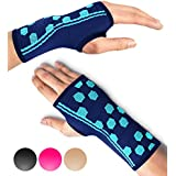 Sparthos Wrist Support Sleeves (Pair) – Medical Compression...